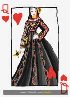 Queen of Hearts by BababoCopyrights
