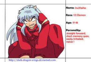 Inuyasha Profile BY: DDW by YoukiClub