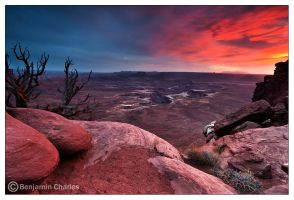 Canyonlands by benjamin-charles