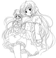 Chobits 4 all of u by soulmate122