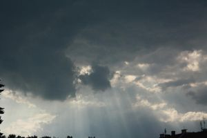 Stormy Sky 12 by pelleron-stock