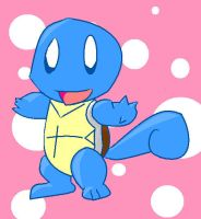 squirtle by pop32510