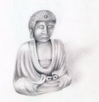 budda by justburnt1
