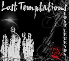 Lost Temptations CD cover by sammy3773