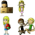 SSBB Kids -by GrievousGeneral- by o-Shadofire-o