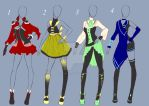 Auction: Clothes design(CLOSED) by Kyone-Kuaci