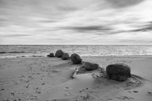 lonely stones by snolover