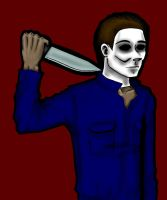Mike Myers by CyberII