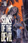 Sons of the devil #4 Cover by toniinfante