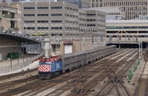 Metra BNSF 1310 by JamesT4