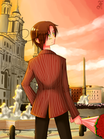 APH- Roma by Flashie666