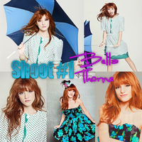 Shoot #1 Bella Thorne by KaTty3diTioNs