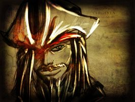 Jack Sparrow Wallpaper by malizlewa