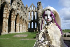 Drisimi at Whitby Abby V by Karla-Chan