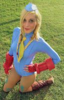 Cammy White Cosplay by palladineve4