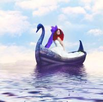 Swan Princess by HeatherDenise