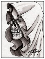 Muerto by Drawingremy