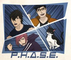 P.H.A.S.E. by LightSeeker