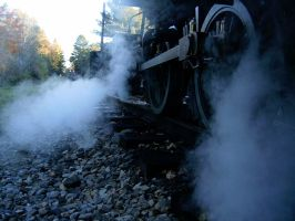 Steam Power by SpasiantasticalMan