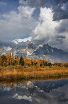 Grand ole Tetons by ariseandrejoice