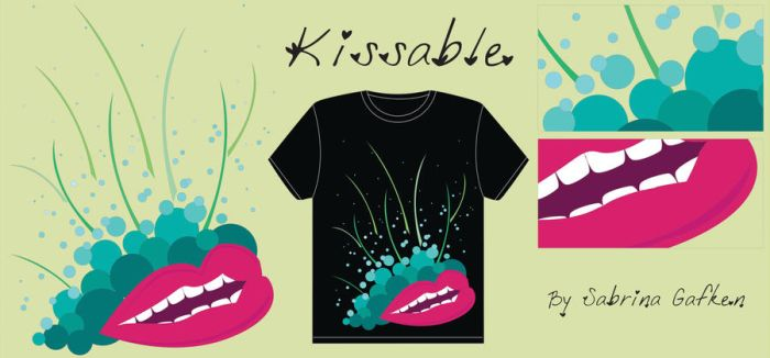 Kissable by Sketch0phobia