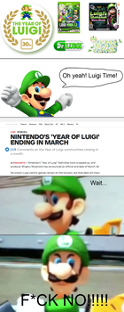 Year of Luigi has Ended by LuigiBroZ
