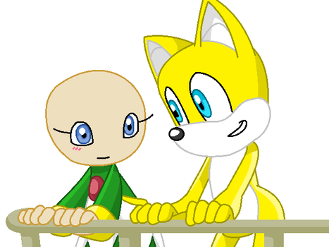 Sonic X Base 83 by KateTheRaccoon