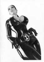 Black Widow by TimGrayson