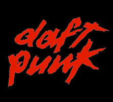 Daft Punk Logo by mineboy00