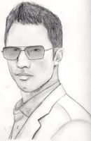Michael Westen by Lovegreen13