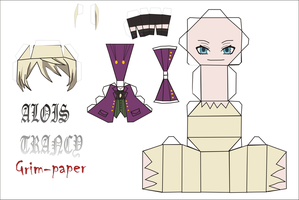 alois tranvy pattern by Grim-paper