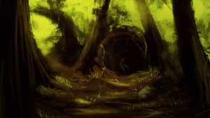 Undergrowth by fang