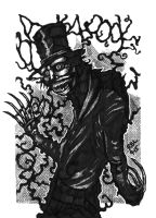 The Babadook by stockmanray