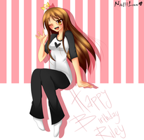 HBD Wee by NatiiLuv