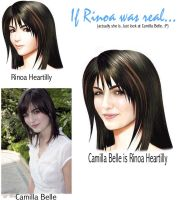 Camilla Belle is Rinoa XD by MoodyAngst