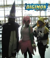 Youmacon Digimon by SethImmortal