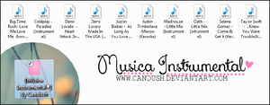 {Musica Instrumental} By Candush by Candush