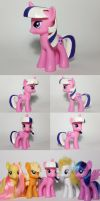 G1-G4 Twilight Custom Pony by Oak23