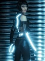 Tron Legacy - Quorra by Annisse