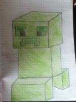 Creeper #1 by animation0124