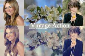 Vintage Action. by Spenne