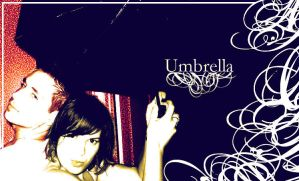 umbrella by graphicgravy