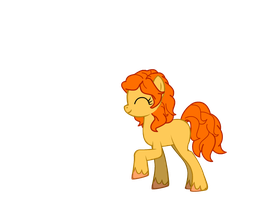 lora as pony by wolfwrathgirl
