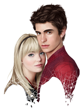 PETER AND GWEN by FISHNONES