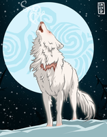 Song For Fenrir by IronclawsAndPaws