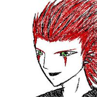 Axel by xRaggsokkenx