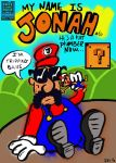My name is Jonah FCBD#6 by JBinks