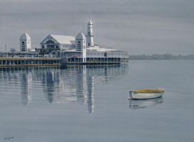 The Pier, Geelong by fredasurgenor