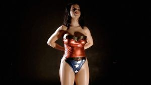 Wonder Woman in Peril | 1 |  Cosplay by c-edward