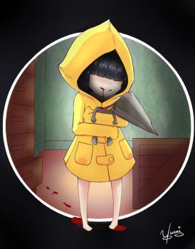 Little Nightmares Six by Yumi-nee